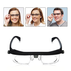 Adjustable Prescription Glasses