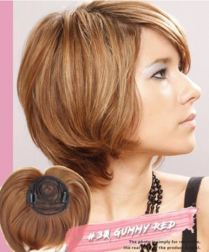 Seamless Silk-Base Hair Topper