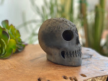 Load image into Gallery viewer, Small Day of the Dead Skull