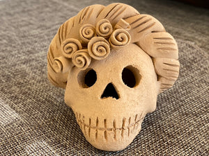 Mini Day of the Dead Skull