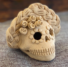 Load image into Gallery viewer, Mini Frida Day of the Dead Skull I