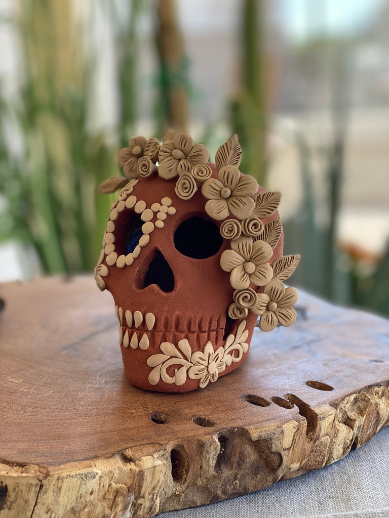 Small Day of the Dead Skull