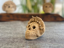 Load image into Gallery viewer, Day of the Dead Skull, Mini