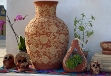 Load image into Gallery viewer, Large Earthenware Jug