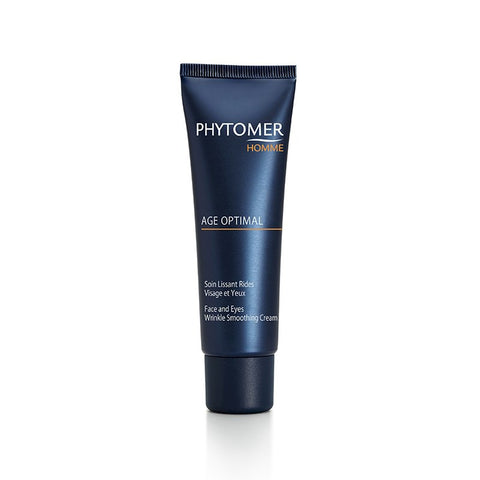 PHYTOMER AGE OPTIMAL FACE AND EYES WRINKLE SMOOTHING CREAM 50 ML