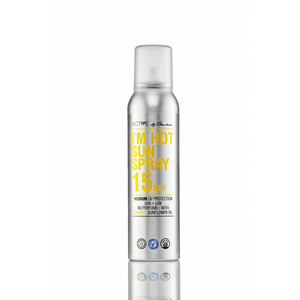 Aktivebycharlotte I´m Hot Sun Spray spf 15