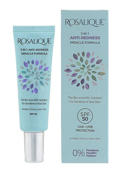 ROSALIQUE 3-In-1 Anti-Redness SPF 50
