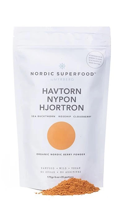 NORDIC SUPERFOOD - GUL: Anti-inflammatiorisk