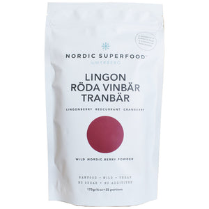 NORDIC SUPERFOOD – RED POWDER