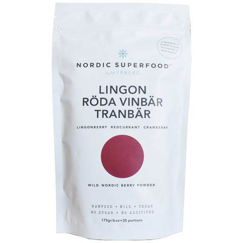 Aktion 1 NORDIC SUPERFOOD – RED POWDER