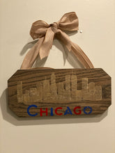 Load image into Gallery viewer, Chicago Sign Decor