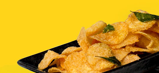 Salted Egg Snacks
