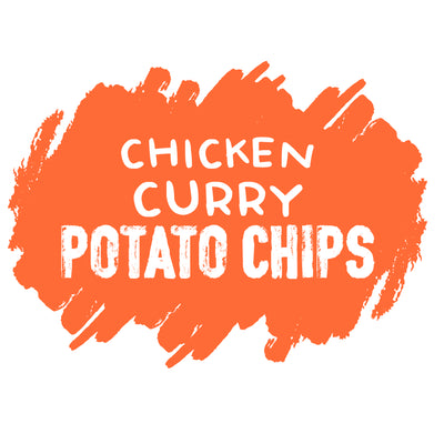 Chicken Curry Potato Chips Logo