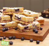 Blueberry Bakewell Cake