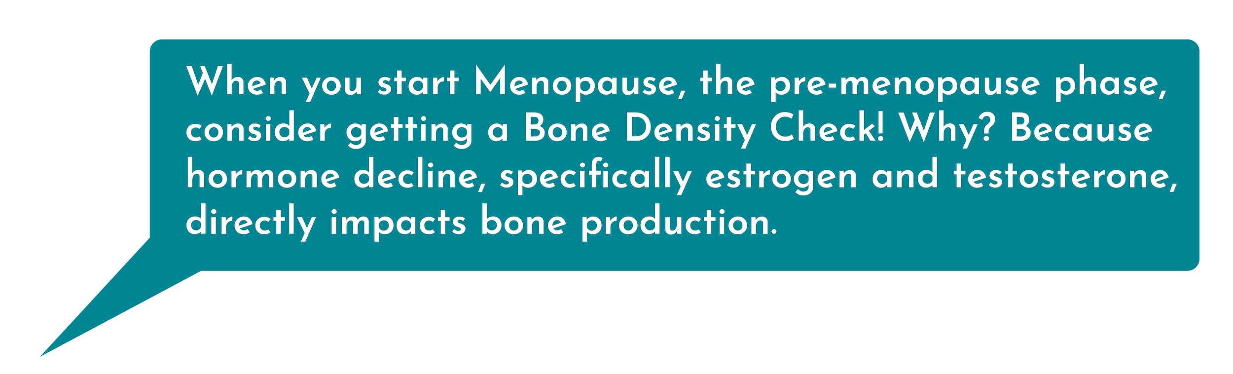 Menopause | Caire Beauty