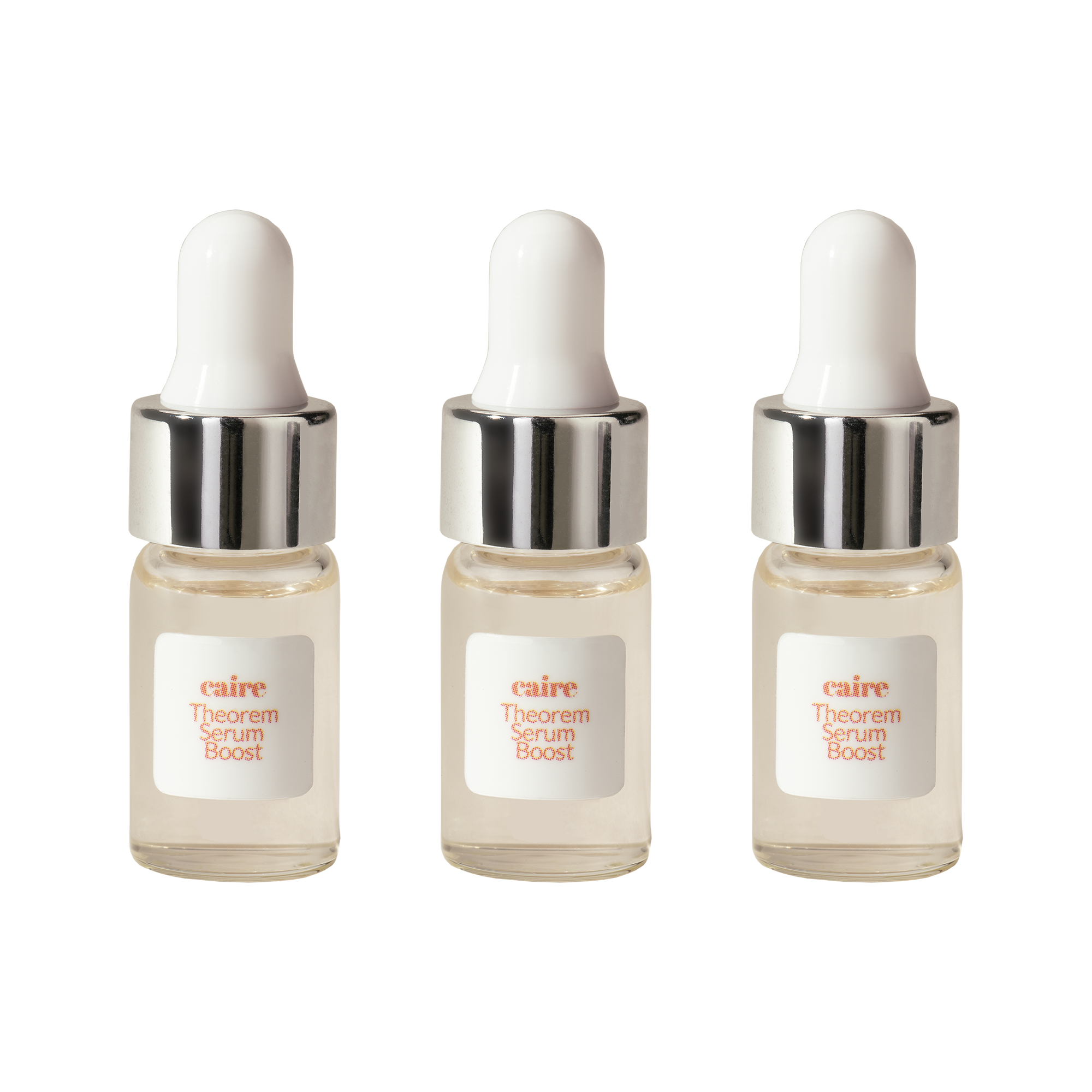 Mini Sampler Trio: Theorem Serum Boost (Three 3mL | .1 oz Samplers) Media 2
