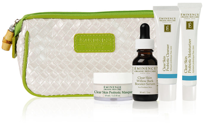Eminence Organics Clear Skin Starter Set - SAVE 25%