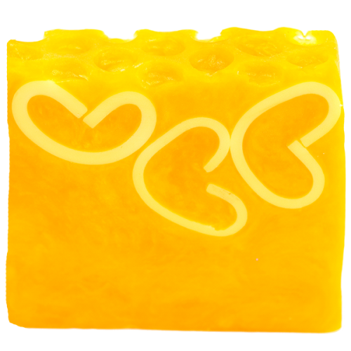Bomb Cosmetics Honey Bee Good Soap Slice