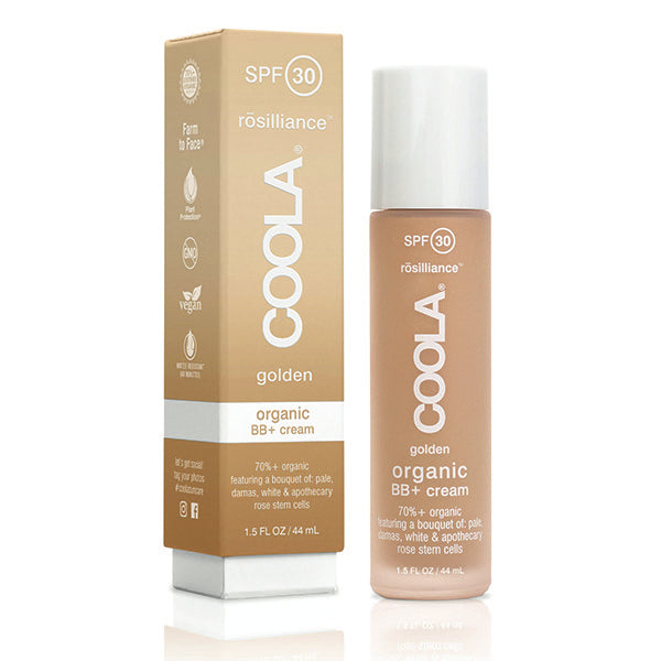 Coola Rosilliance Mineral BB+ Cream Tinted Organic Sunscreen SPF 30