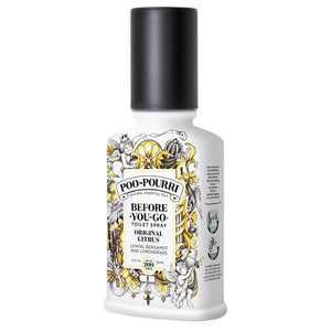 Poo-Pourri Before You Go Spray - Original Citrus