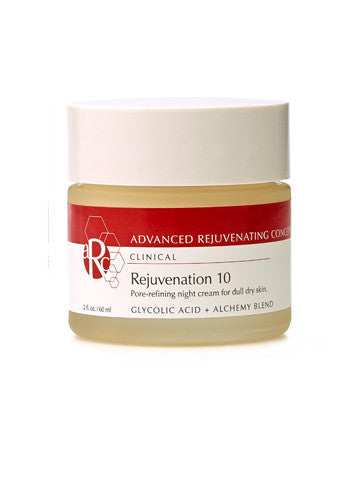 Rejuvenation Cream 10 - Glycolic Moisturizer 10%