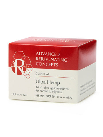 ARC Ultra Hemp Moisturizer