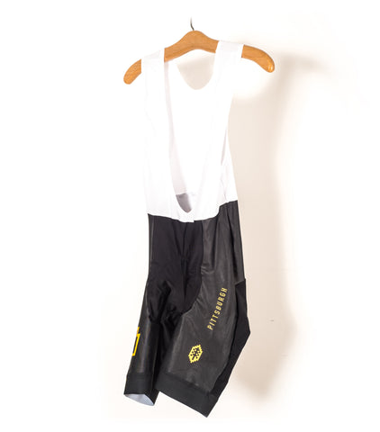 Pittsburgh Bib Shorts - Women's Medium Only