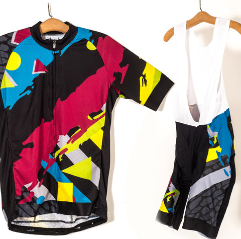 Mazda Vibes Cycling Kit Jersey and Bib Short Combo