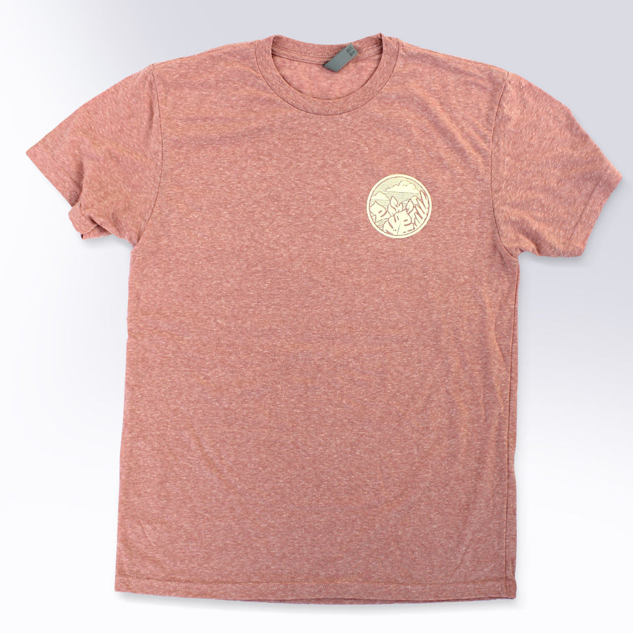 Plants Rule Desert Pink T-Shirt