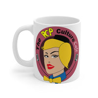 The Pop Culture Cafe Coffee Mug