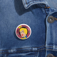 The Pop Culture Cafe Pin