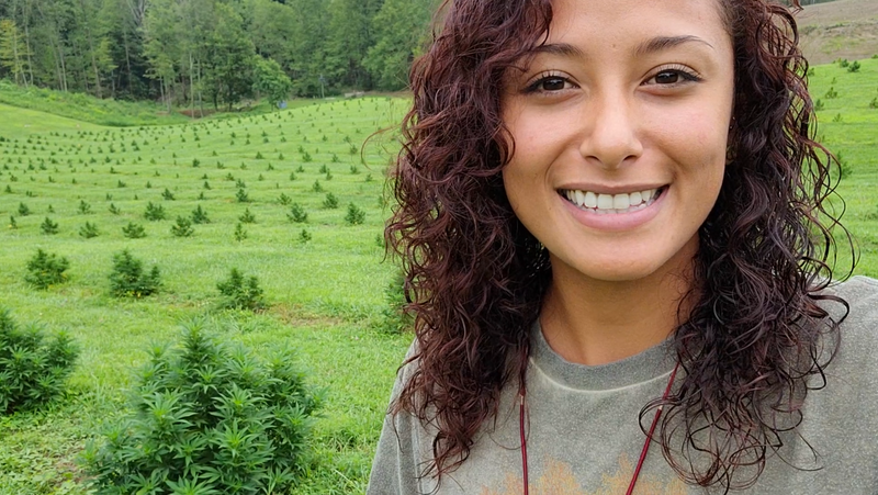 A Day in the Life of a Botanist Who Grows Sustainable Organic Hemp