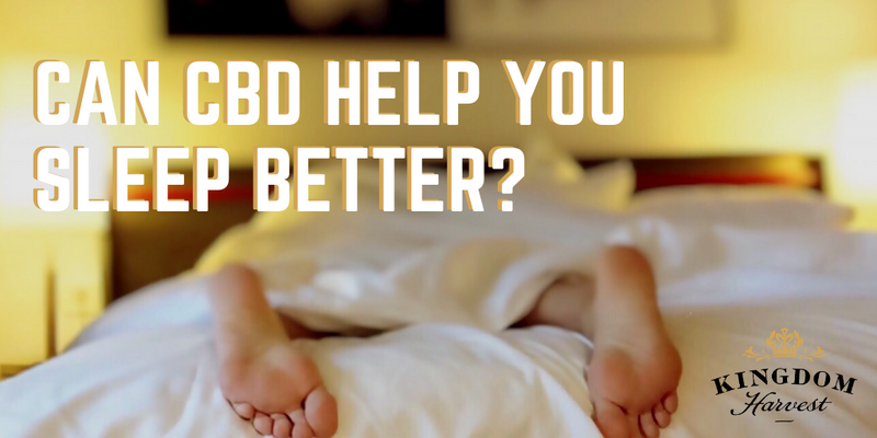 CBD Oil for Sleep?