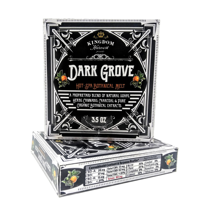 Dark Grove Hot-Spa Botanical Melt