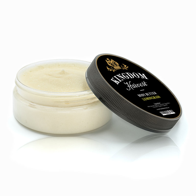 Hemp Extract Infused CBD Body Butter