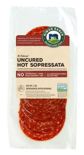 Hot Sopressata Sliced Niman Ranch®
