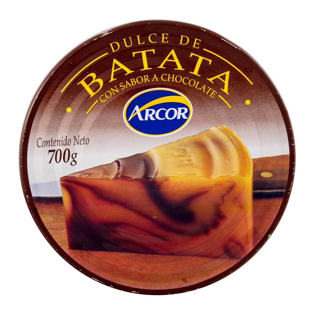 ARCOR - Dulce de Batata c/ Chocolate - 700g