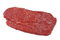 Flat Iron Steak 8 OZ Certified Angus Beef