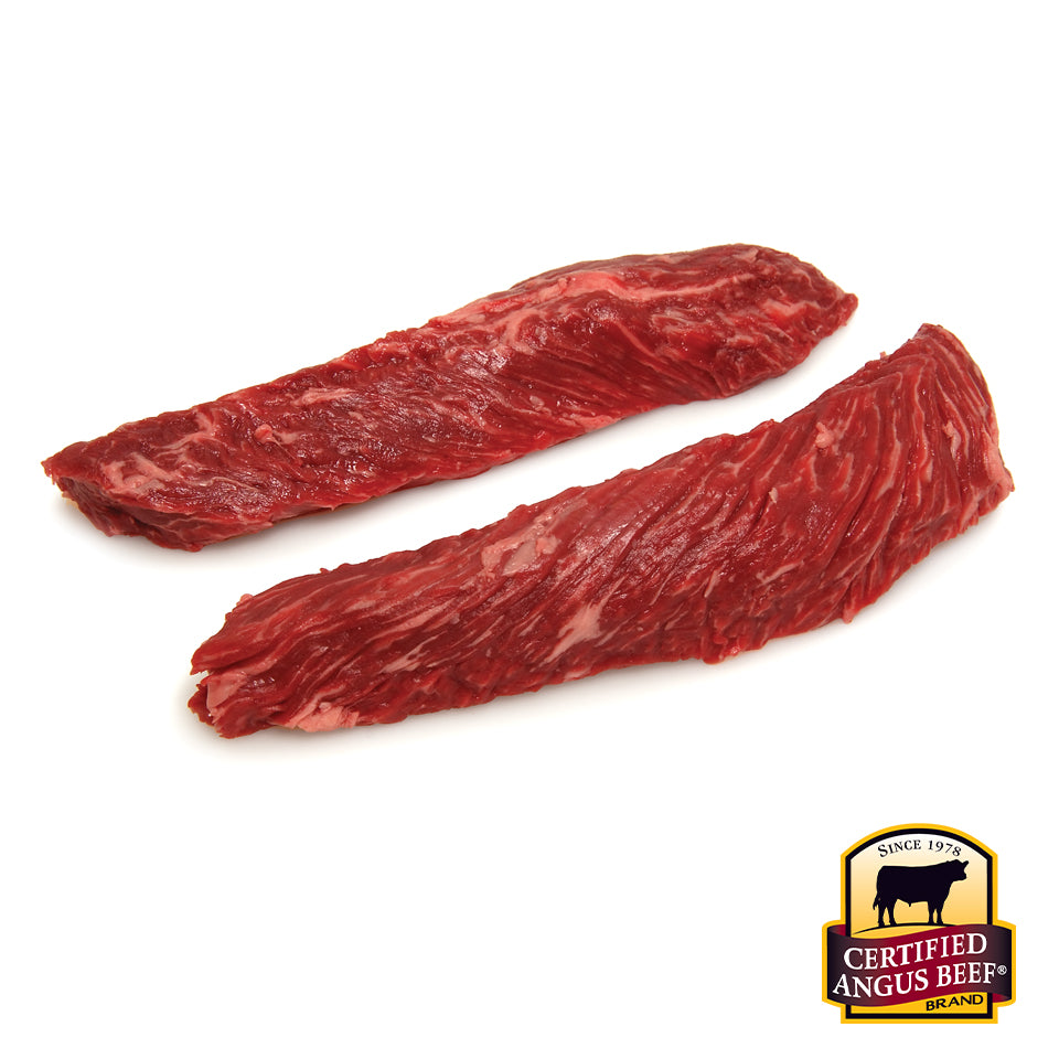 Hanger Steak 10 Oz Certified Angus Beef®