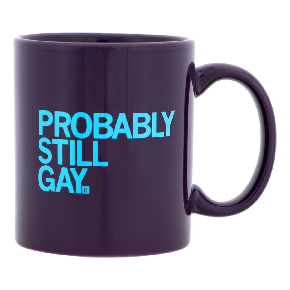 Probably Still Gay Mug