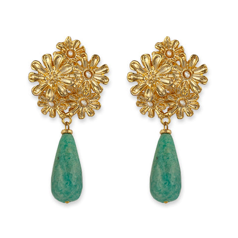 Vendome Crystal Earrings