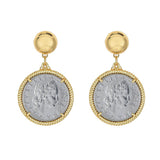 Eve Coin Earrings