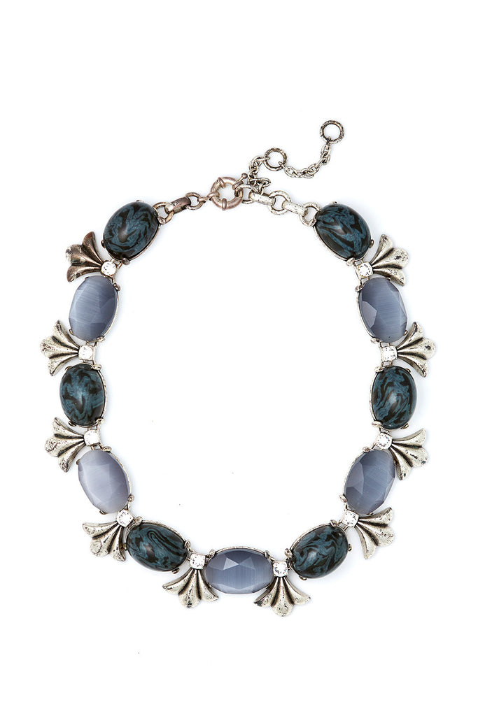 Blue Howlite Necklace | SALE - Pierre Winter Fine Jewels