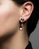 Classic Mini Champagne Drop Earrings - Pierre Winter Fine Jewels