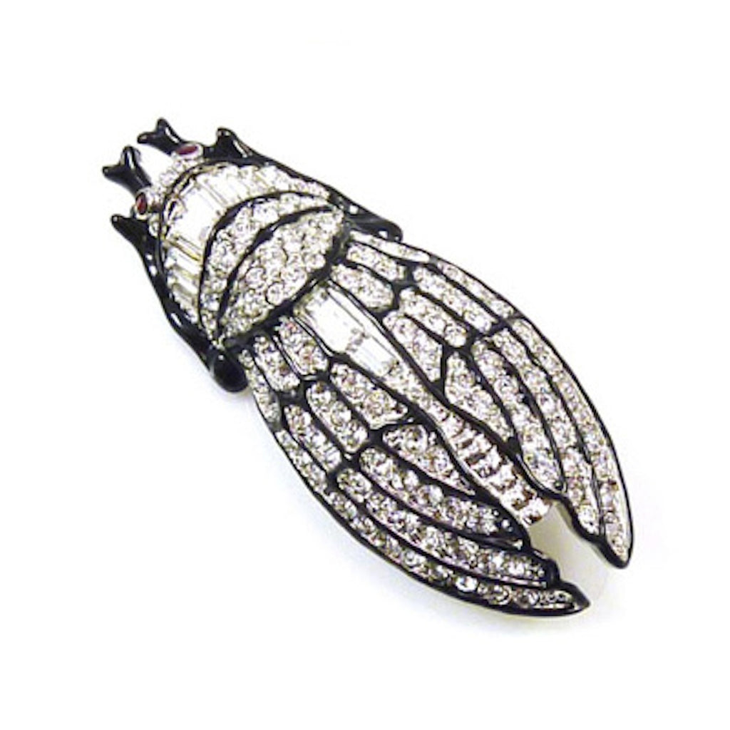 Cicada Brooch - Pierre Winter Fine Jewels