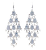 Silver Chandelier Earrings | SALE