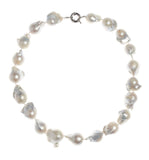 Baroque Pearl Necklace - Pierre Winter Fine Jewels