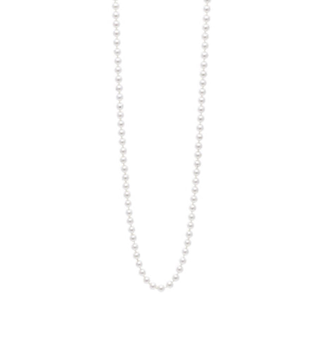 Cream Shell Pearl Necklace - Pierre Winter Fine Jewels