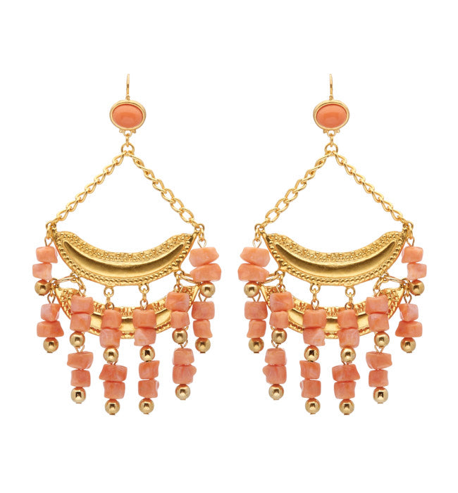 Bohemian Statement Earrings - Pierre Winter Fine Jewels