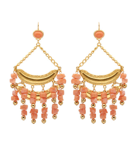 Filigree Chandelier Earrings | SALE